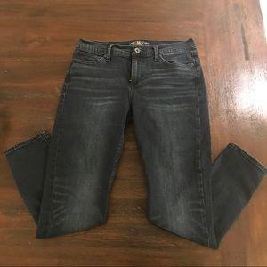 Lucky Brand Brooke Capri Jeans